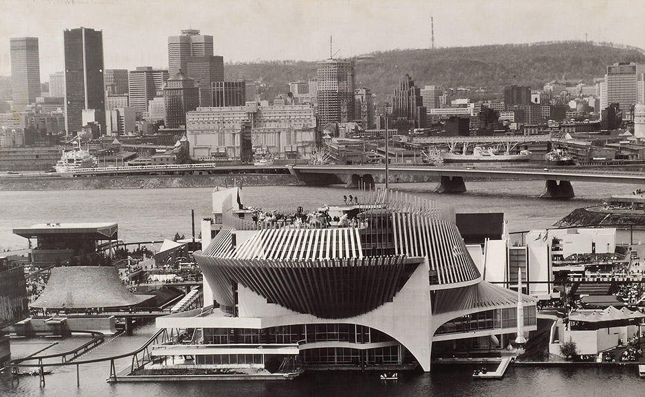 French Pavilion, Expo 67