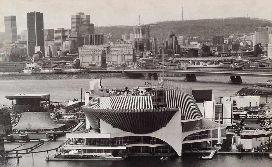 Pavillon de la France, Expo 67